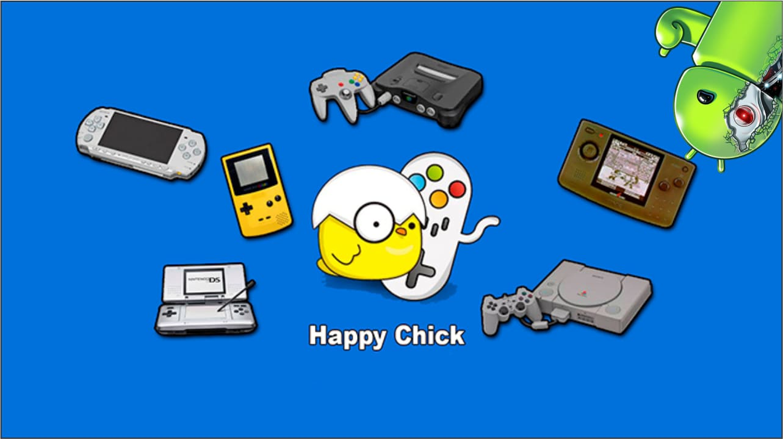 descargar-APK-Happy-Chick-emulador-Android