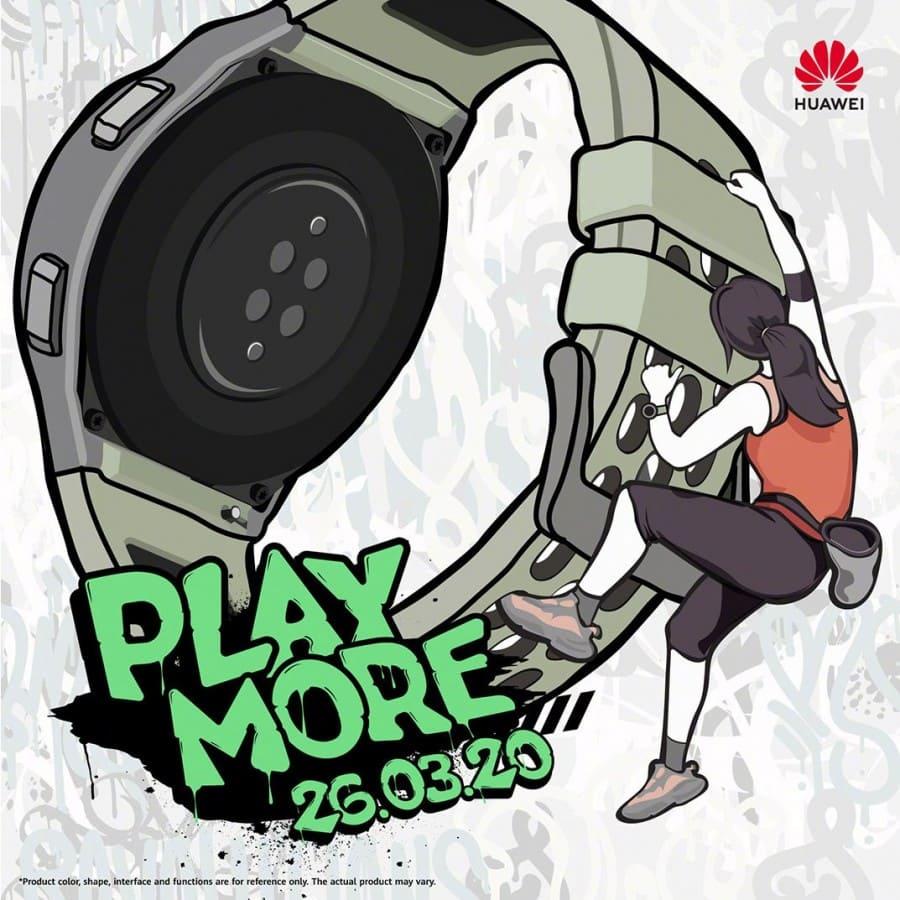 fecha-presentacion-Huawei-Watch-GT-2e