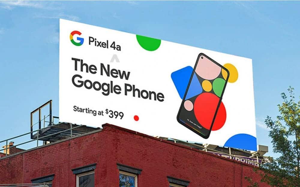 google-pixel-4a-precio-anuncio