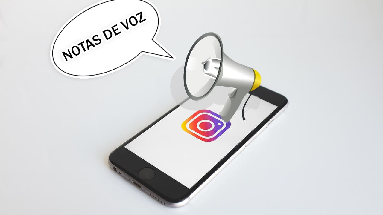 notas voz instagram direct