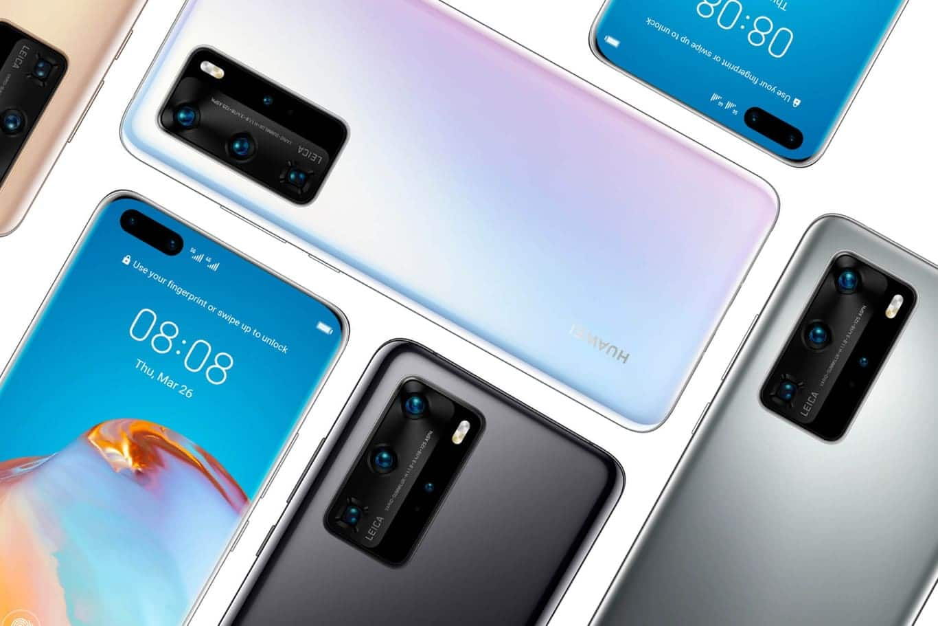 presentados-Huawei-P40-Series