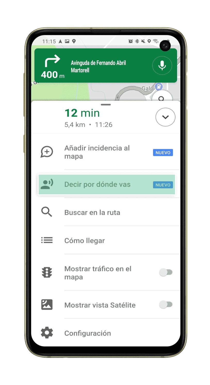 ubicacion-tiempo-real-decir-por-donde-vas-Maps