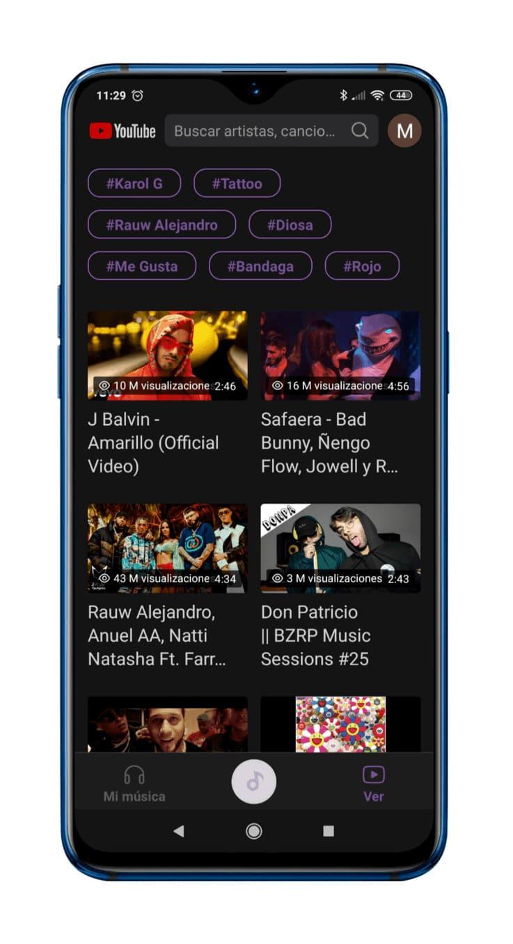 youtube-premium-Xiaomi-Music-suscripciones