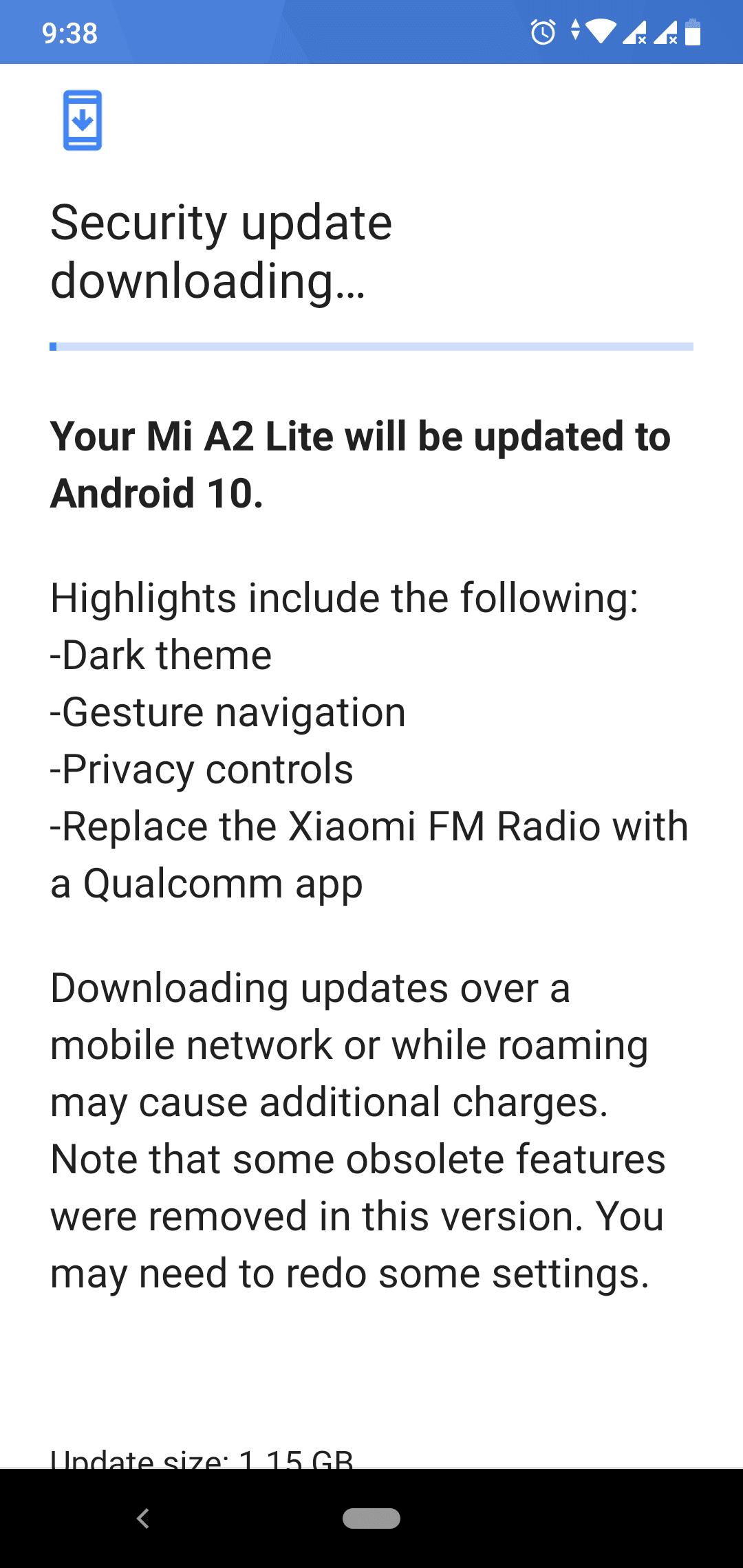 Xiaomi-Mi-A2-Lite-Android-10-update