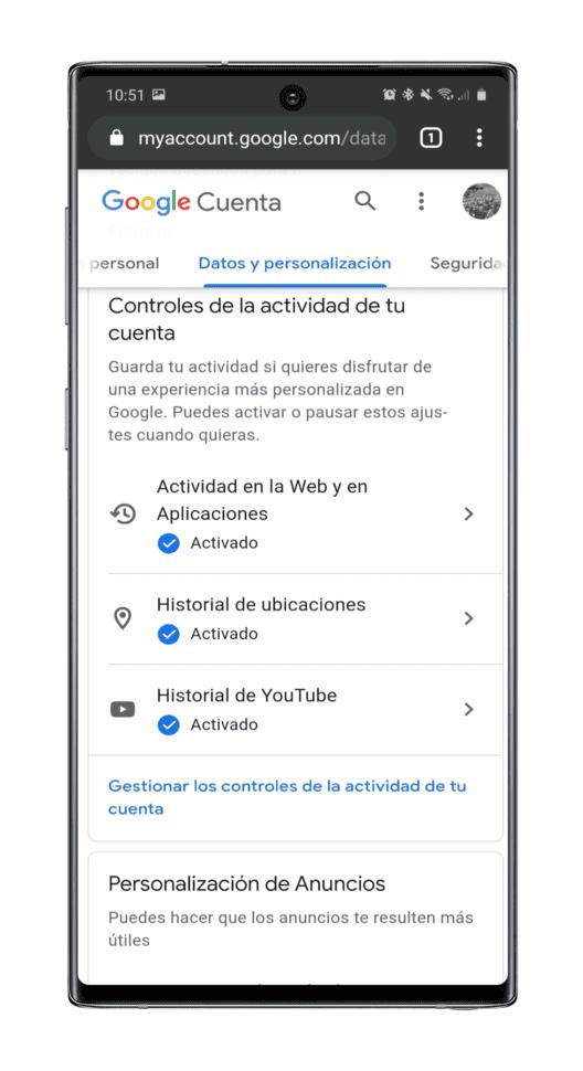 desactiva-ubicacion-Google-navegador