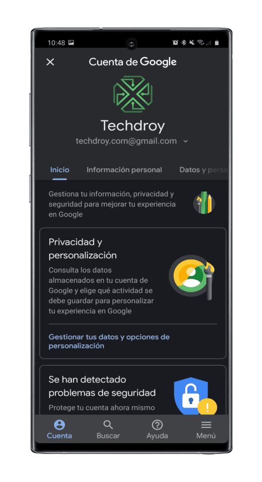 gestiona-cuenta-Google-app