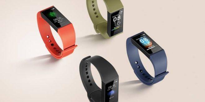 La Redmi Band es oficial: así es la primera pulsera inteligente de la marca