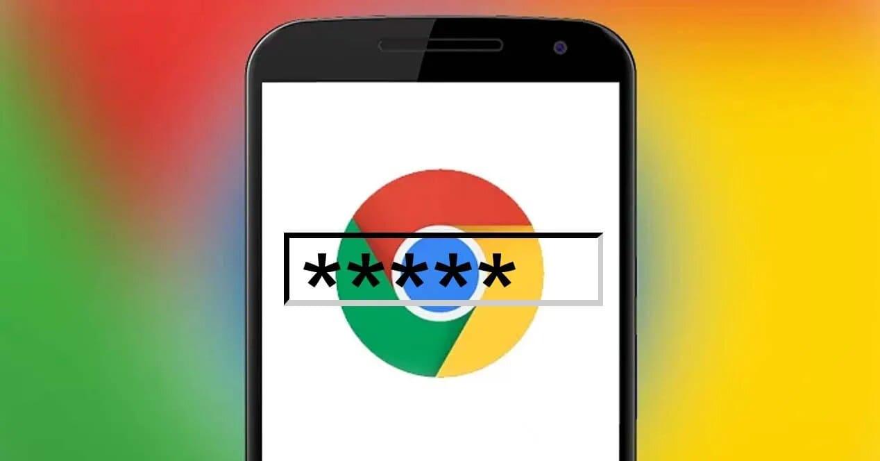 password-google-chorme