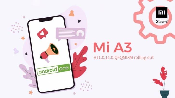 tercera-actualizacion-android-10-xiaomi-mi-a3
