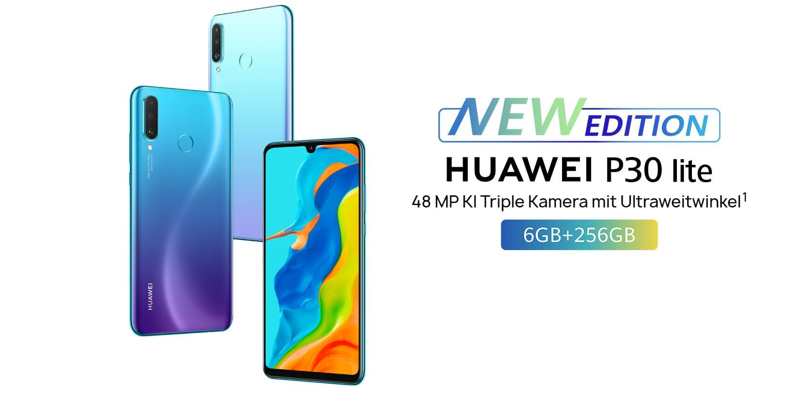 Huawe P30 Lite New Edition