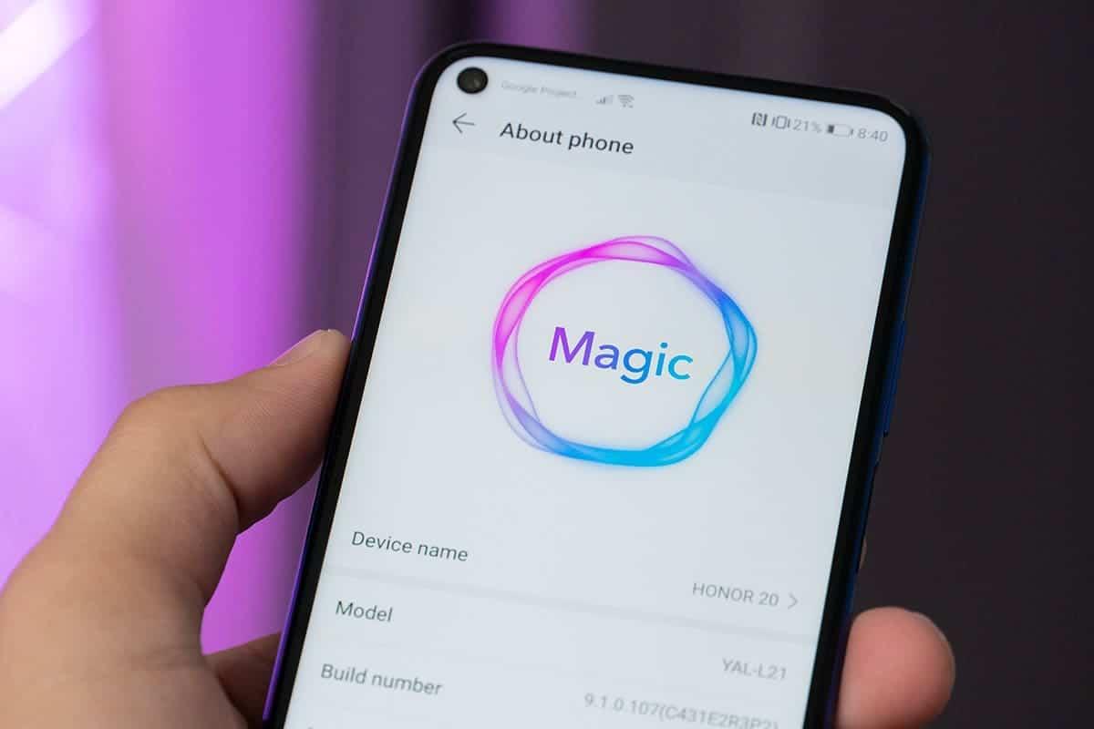 Magic UI actualizaciones