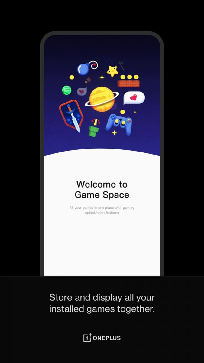 OnePlus-Game-Space-app