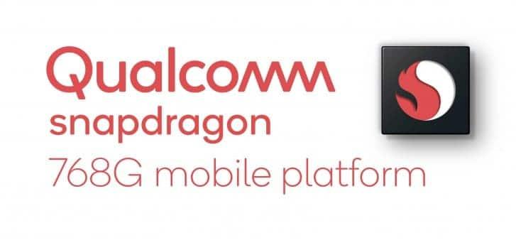 Snapdragon-768G
