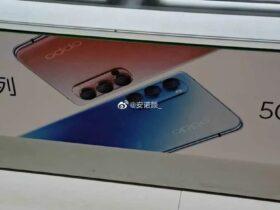 cartel-promocional-Oppo-Reno4-tienda-oficial-China