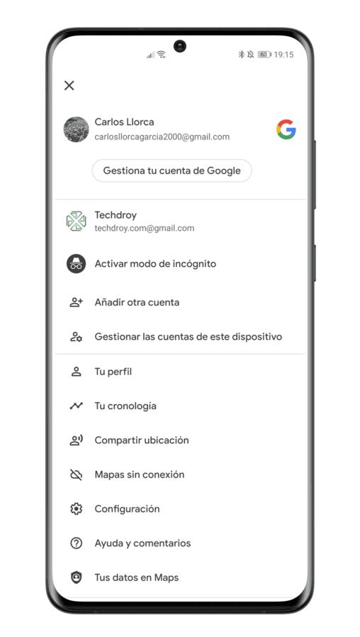 cuentas-google-maps