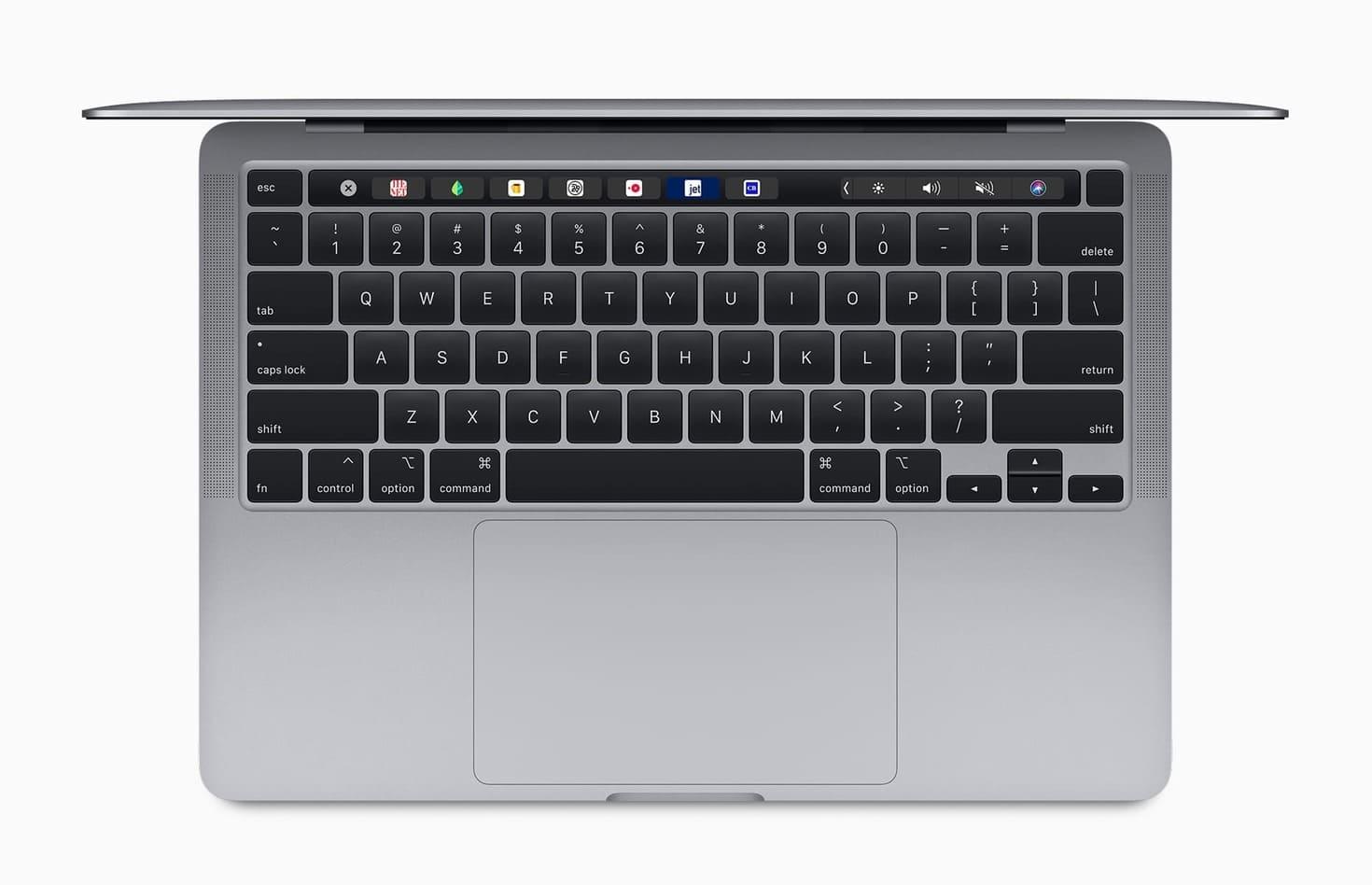 teclado-MacBook-Pro-13-pulgadas-2020