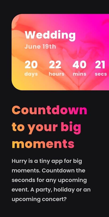 widget-Hurry