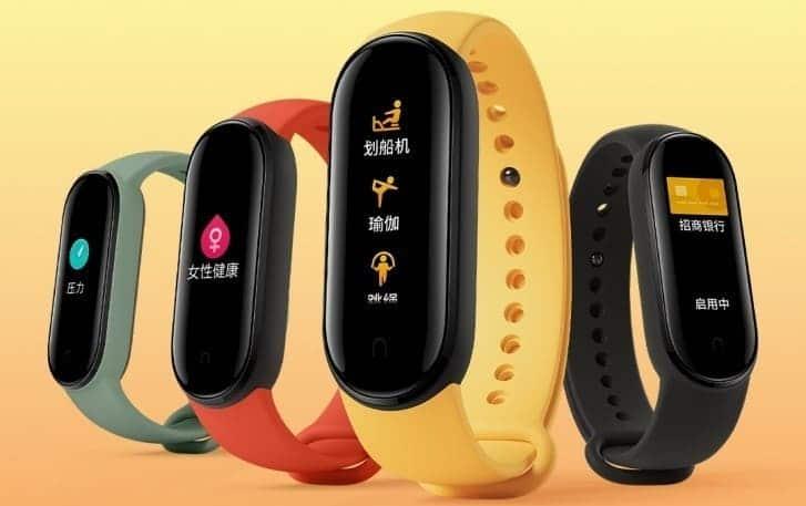 diseño-Xiaomi-Mi-Band-5