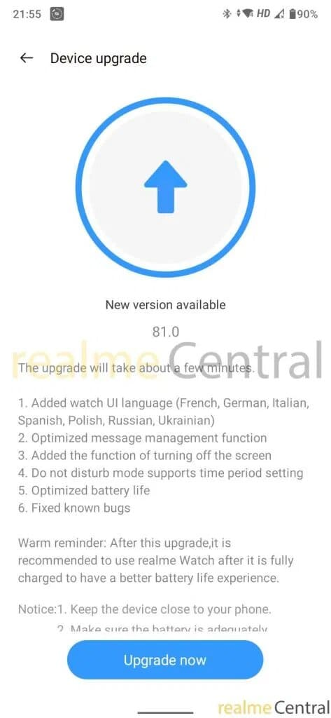 realme-Watch-V81.0-Update