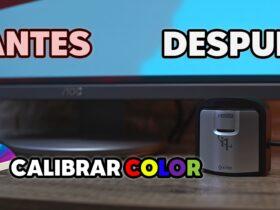 como calibrar color monitor y televisores