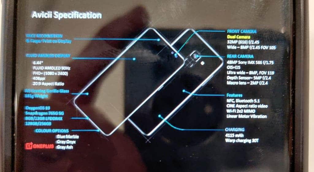 especificaciones-OnePlus-Nord-filtradas-al-completo