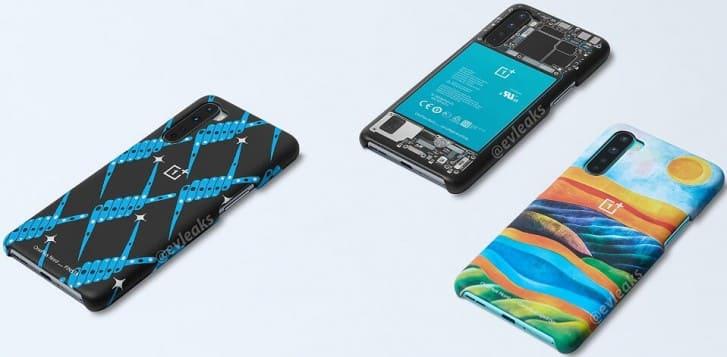 fundas-OnePlus-Nord-filtradas