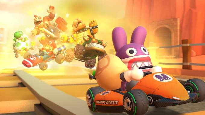 Mario Kart imagen