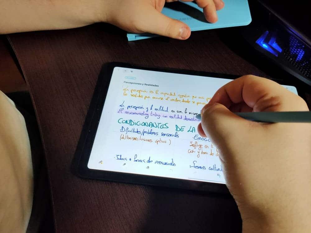 lapiz-escritura-Samsung-Galaxy-S6-Lite