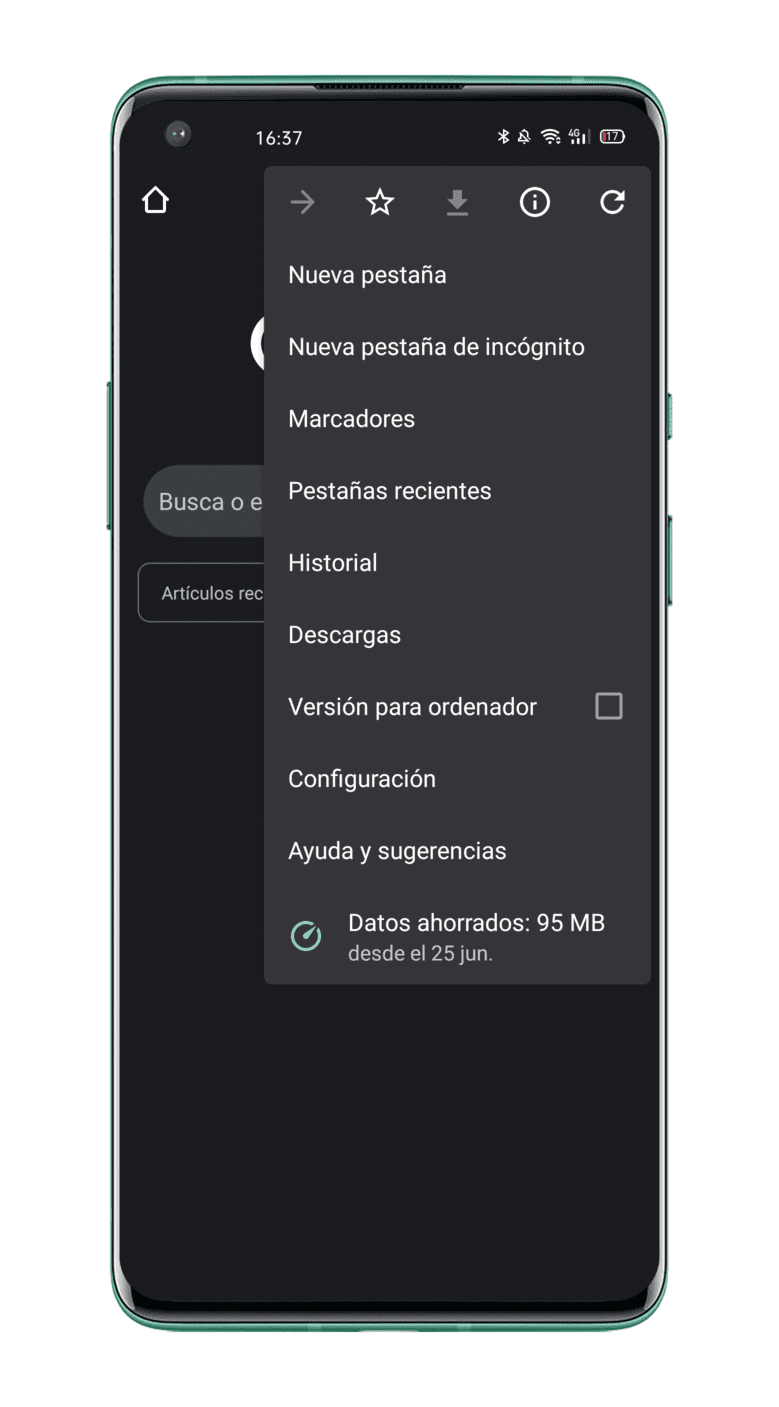 menu-configuracion-Google-Chrome