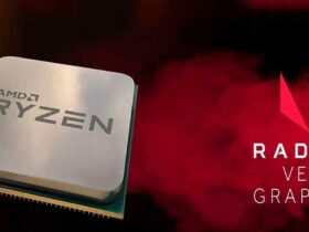 ryzen graficos integrados radeon