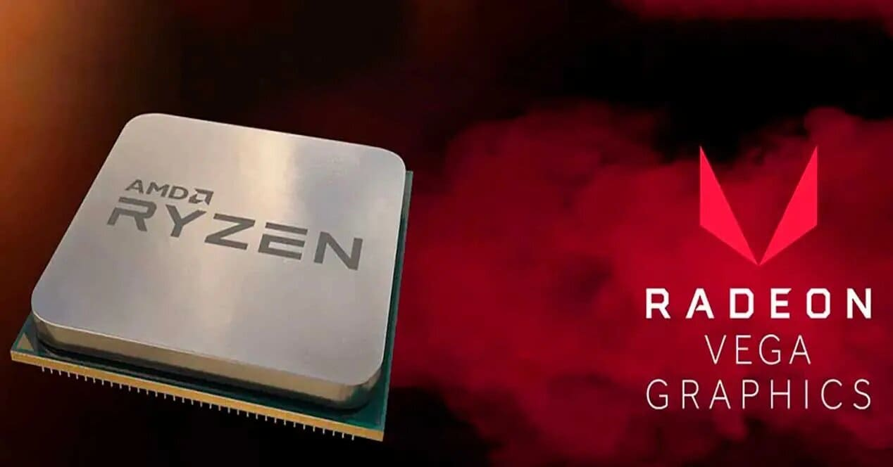 ryzen graficos integrados radeon