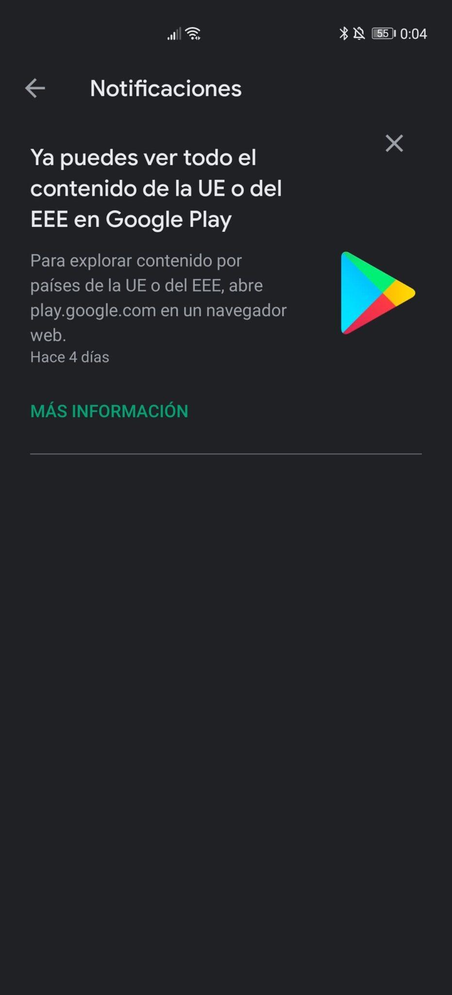 ver-contenido-UE-o-EEE-Google-Play
