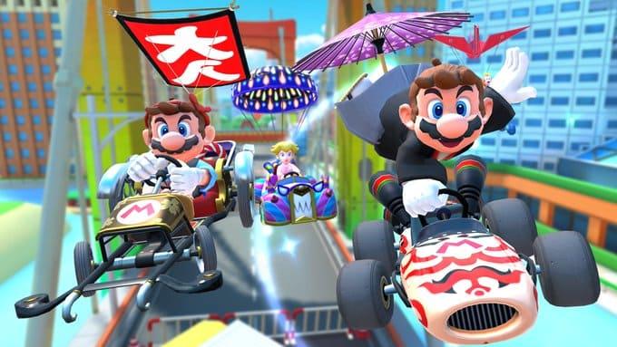 Festival Mario Kart Tour