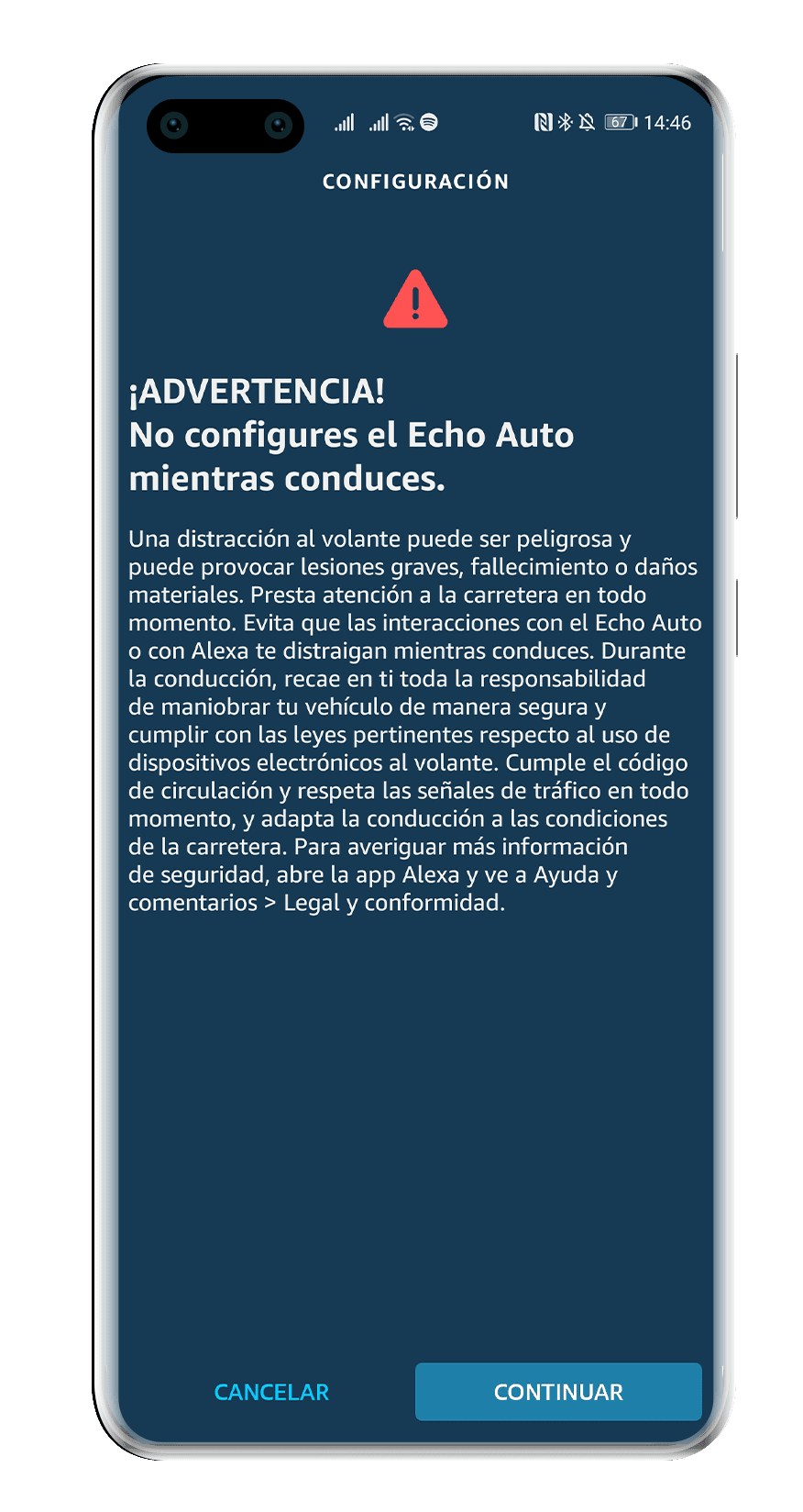 advertencia-conducir-Amazon-Echo-Auto