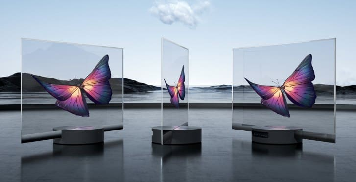 diseño-Xiaomi-Mi-TV-LUX-OLED-Transparent-Edition