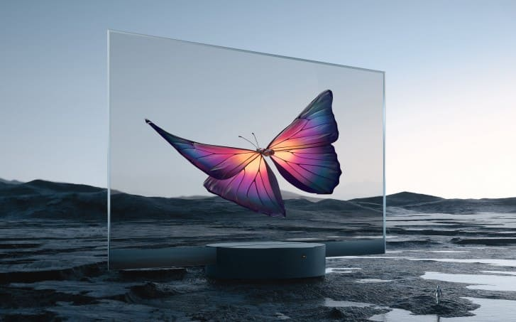 presentado-Xiaomi-Mi-TV-LUX-OLED-Transparent-Edition