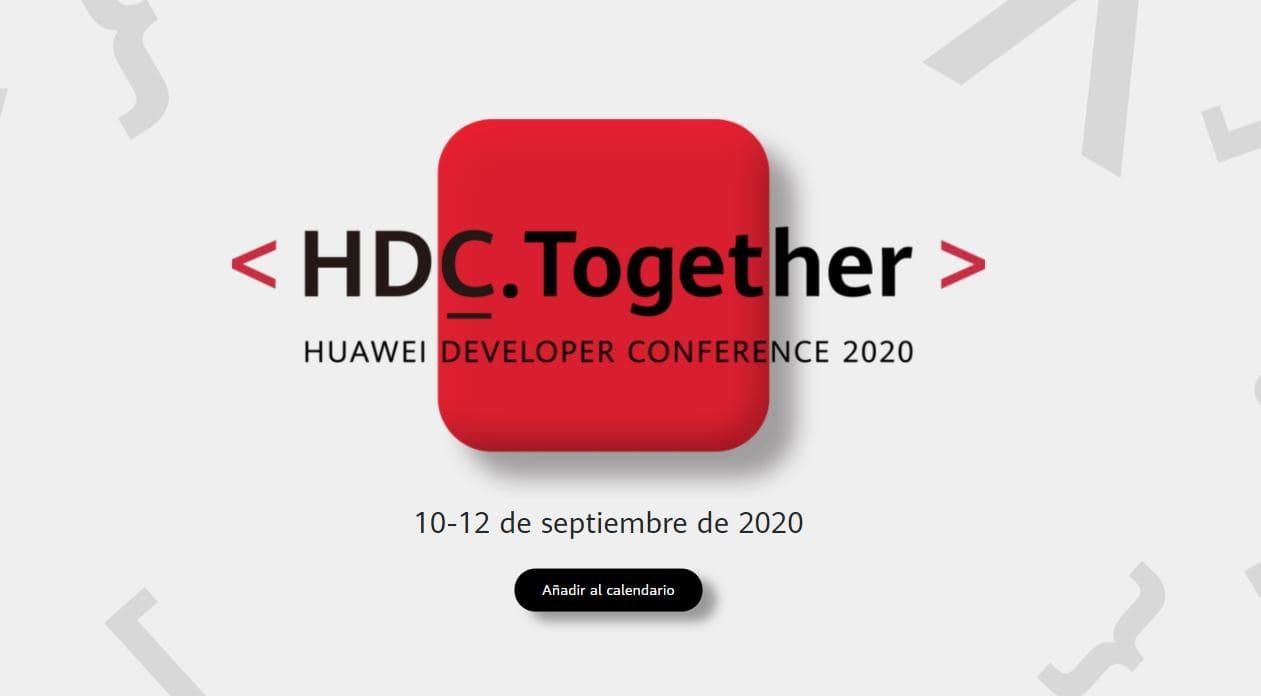 HDC-2020-Huawei-invitacion