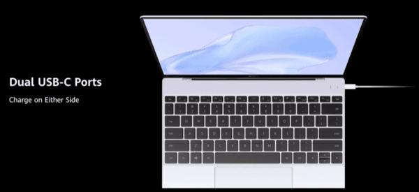 Huawei-MateBook-x-2020-carga-usb-c