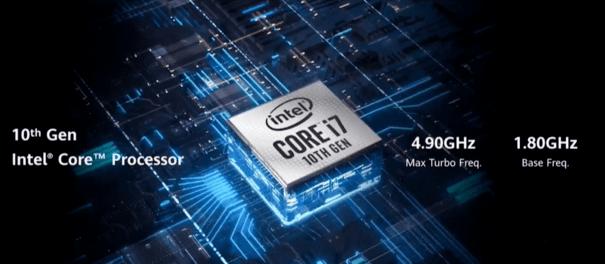 Huawei-MateBook-x-2020-procesador-intel-10-generacion