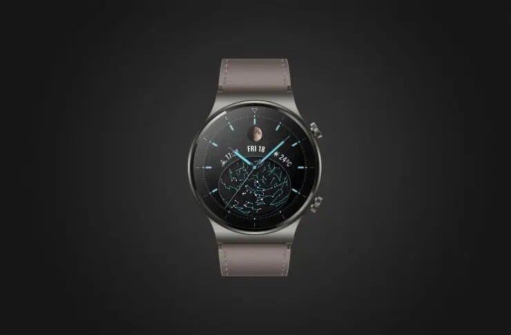 Huawei-Watch GT-2-Pro-anunciado