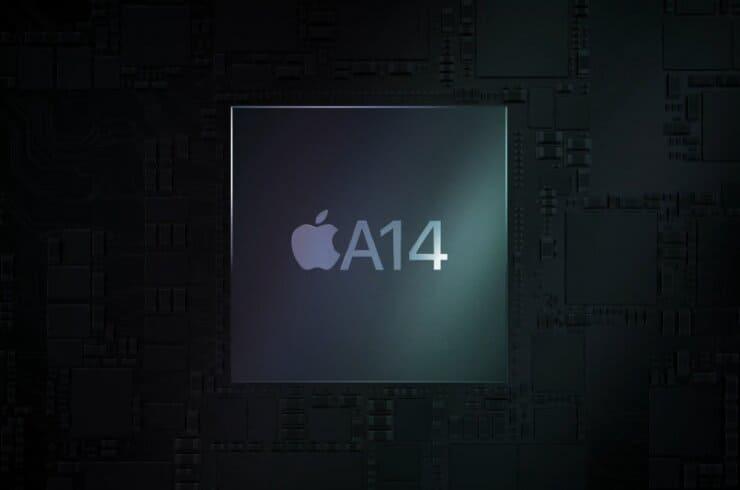 chipset-A14-Apple-caracteristicas