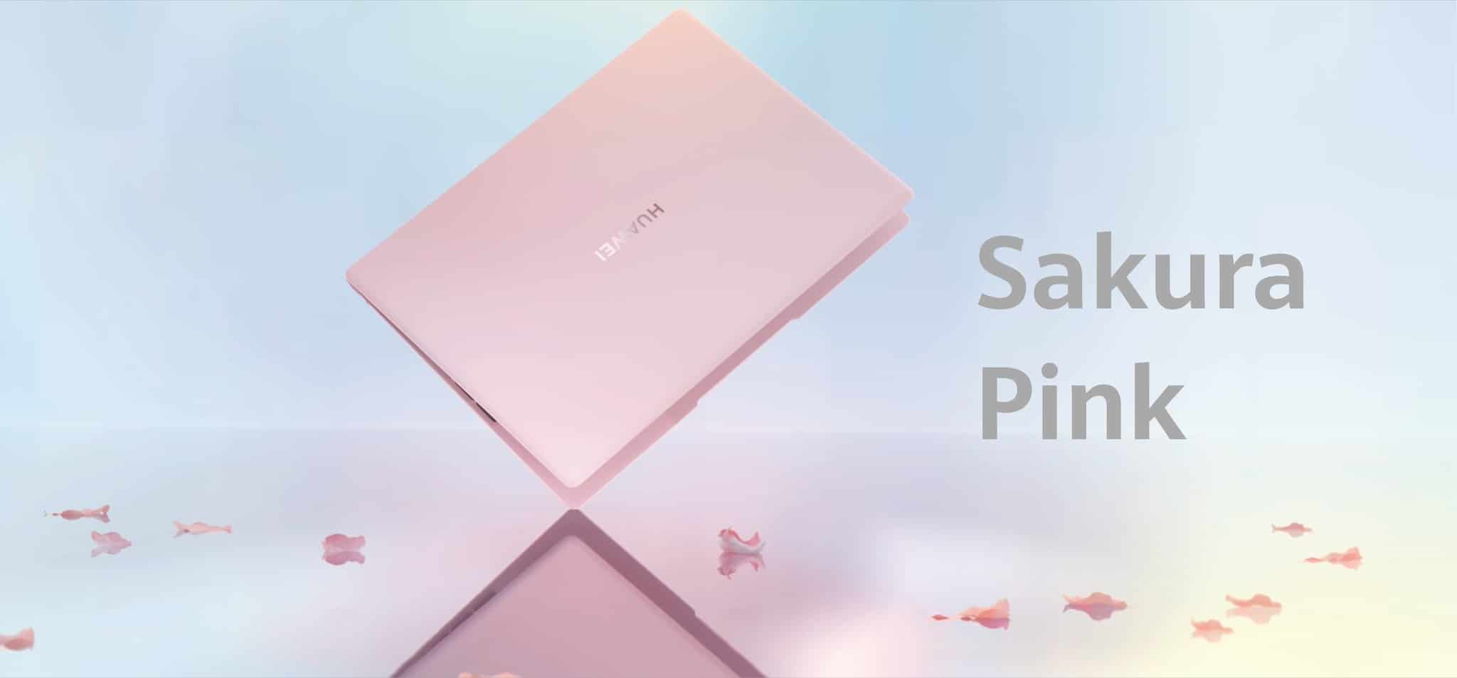 huawei-matebook-x-2020-sakura-pink