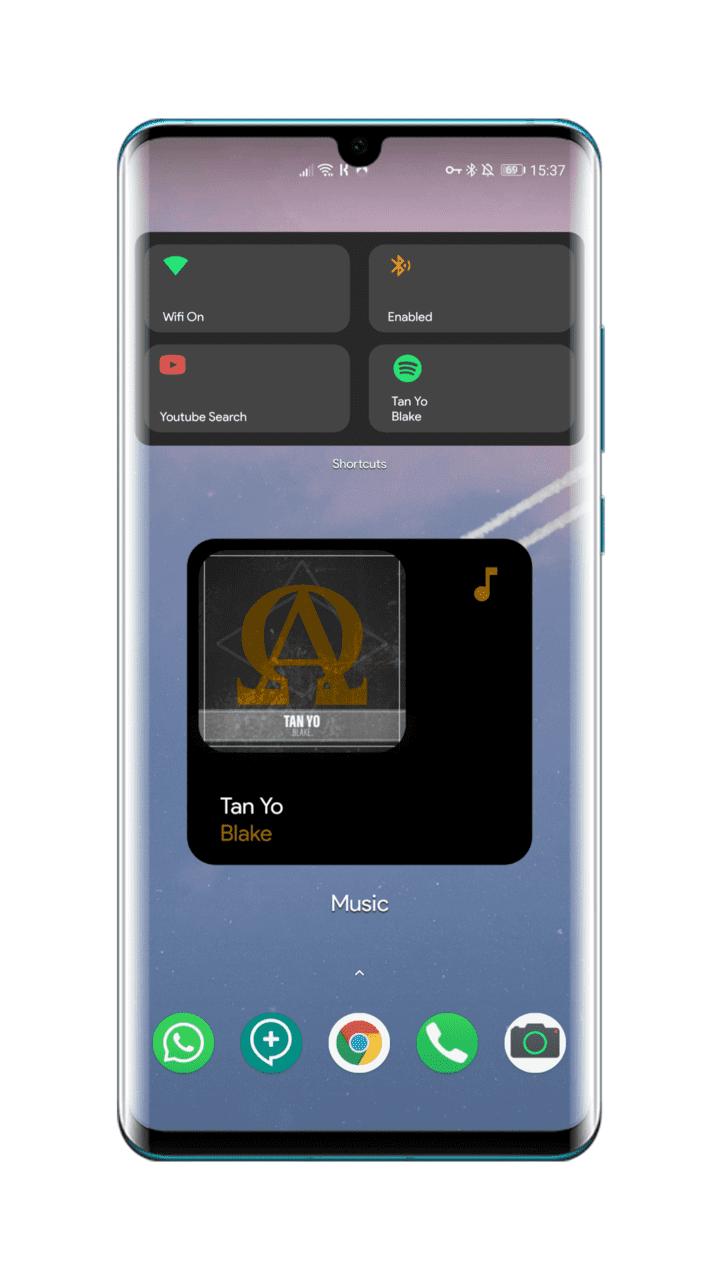 widgets-iOS-14de-Google-en-Android