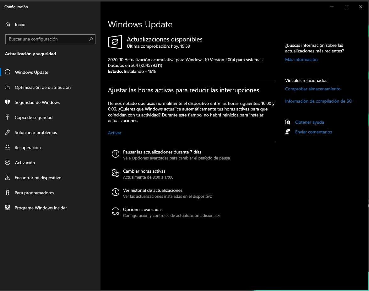 Windows-Update-actualizaciones-disponibles-instalandose
