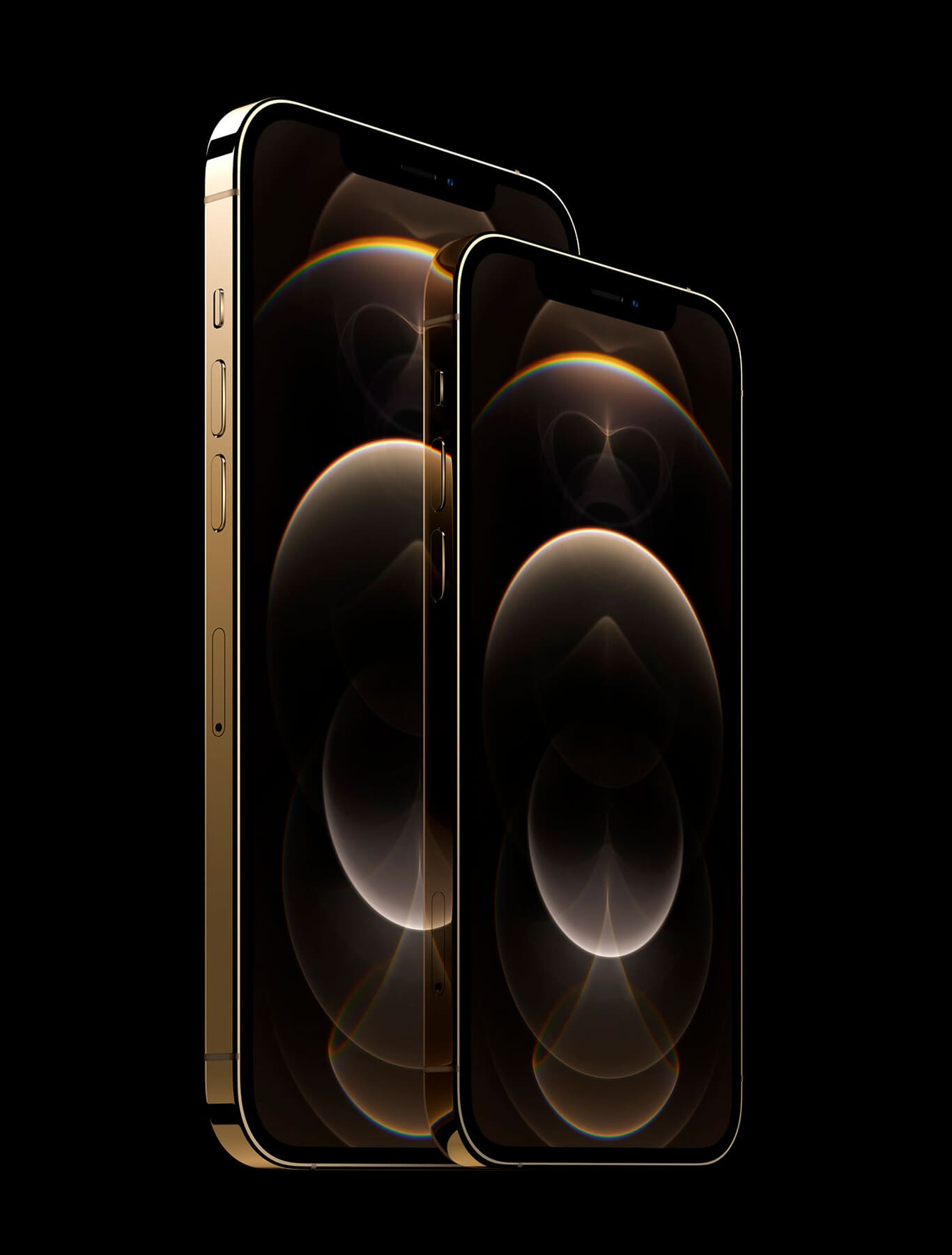 diseño-frontal-iPhone-12-Pro-y-iPhone-12-Pro-Max