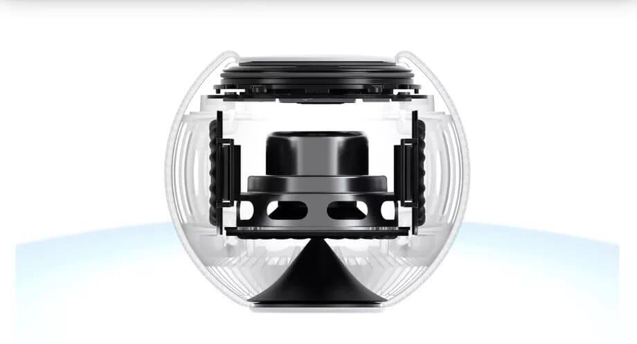 diseño-interno-altavoces-HomePod-Mini