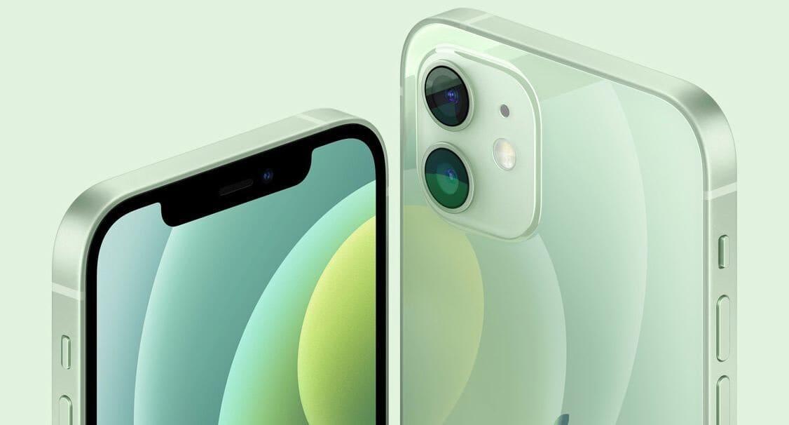 iPhone-12-verde