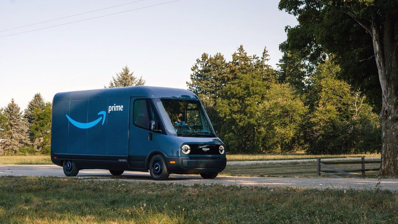 nueva-furgoneta-Amazon-electrica-Rivian