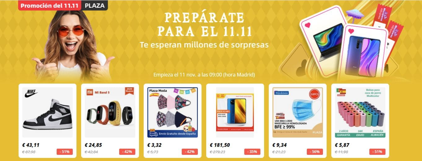 ofertas-AliExpress-Plaza-11-de-11-2020