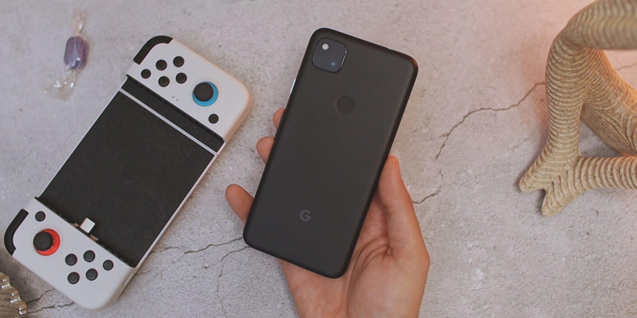 Google-Pixel-4a-diseño-parte-trasera